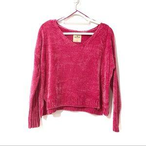 Hollister Pink Soft Sweater